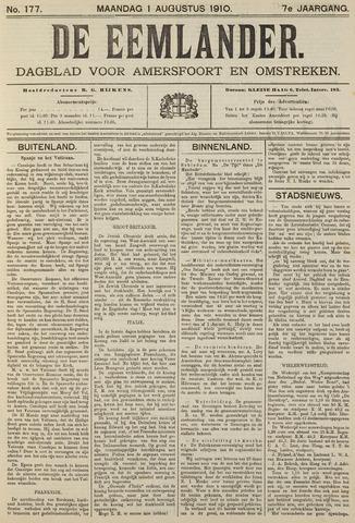 De Eemlander 1910-08-01