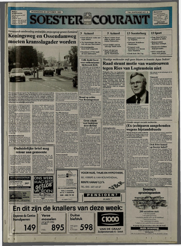 Soester Courant 1995-10-25