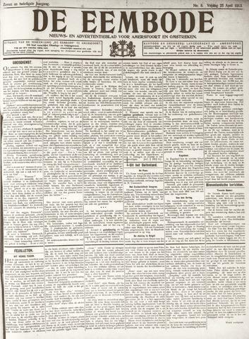 De Eembode 1913-04-25