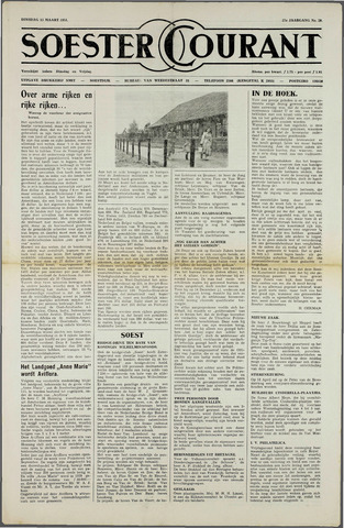 Soester Courant 1951-03-13