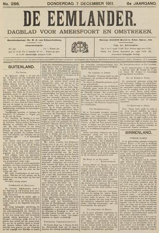 De Eemlander 1911-12-07