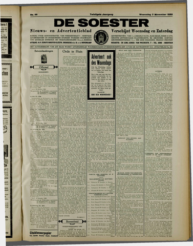 De Soester 1932-11-02