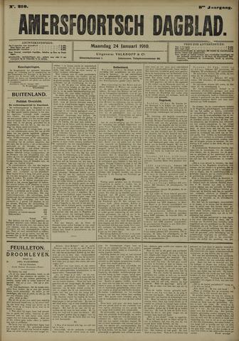 Amersfoortsch Dagblad 1910-01-24