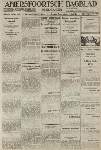 Amersfoortsch Dagblad / De Eemlander 1930-06-18