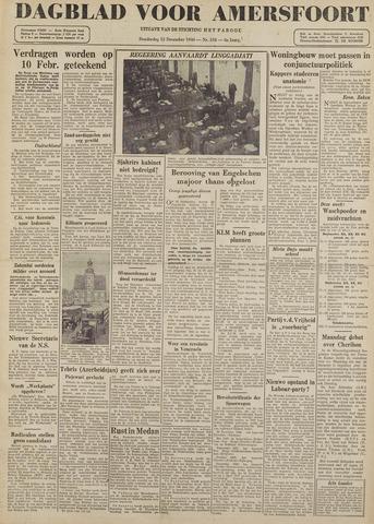 Dagblad voor Amersfoort 1946-12-12