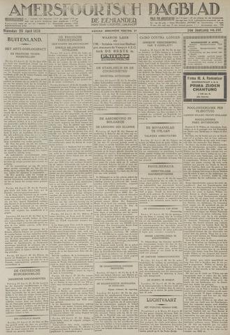 Amersfoortsch Dagblad / De Eemlander 1928-04-23