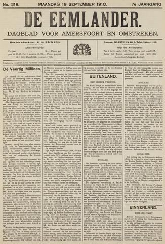 De Eemlander 1910-09-19