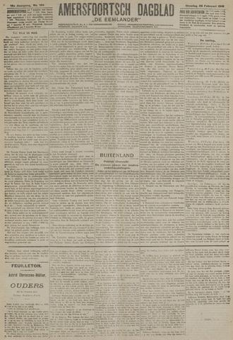Amersfoortsch Dagblad / De Eemlander 1918-02-26