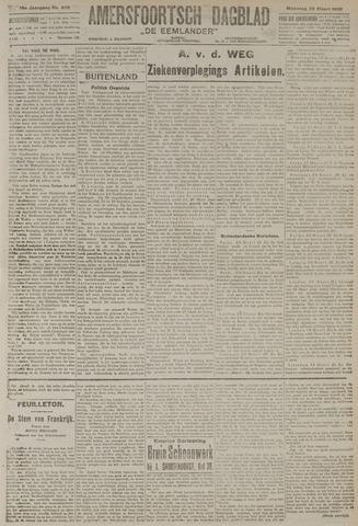 Amersfoortsch Dagblad / De Eemlander 1920-03-22