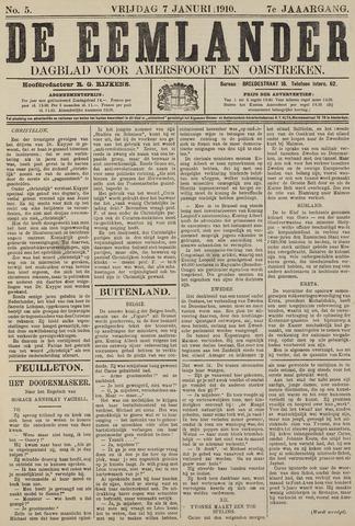 De Eemlander 1910-01-07