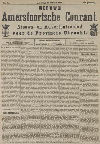 Nieuwe Amersfoortsche Courant 1918-01-26