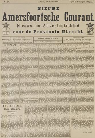 Nieuwe Amersfoortsche Courant 1900-03-24