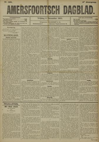 Amersfoortsch Dagblad 1905-12-08
