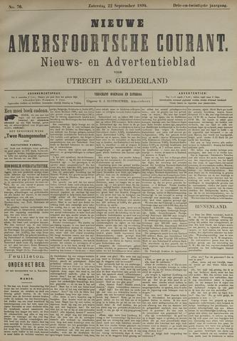Nieuwe Amersfoortsche Courant 1894-09-22