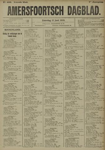 Amersfoortsch Dagblad 1909-06-12