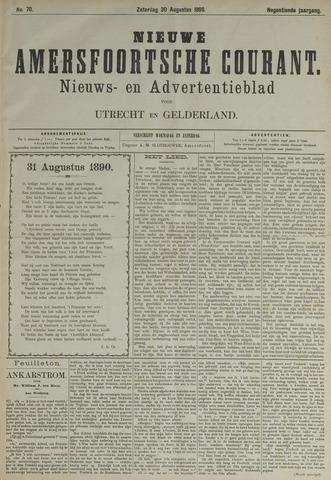 Nieuwe Amersfoortsche Courant 1890-08-30