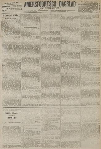 Amersfoortsch Dagblad / De Eemlander 1919-10-14
