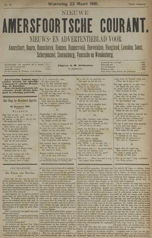 Nieuwe Amersfoortsche Courant 1881-03-23