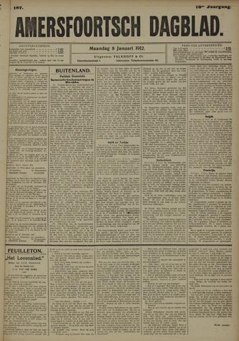 Amersfoortsch Dagblad 1912-01-08