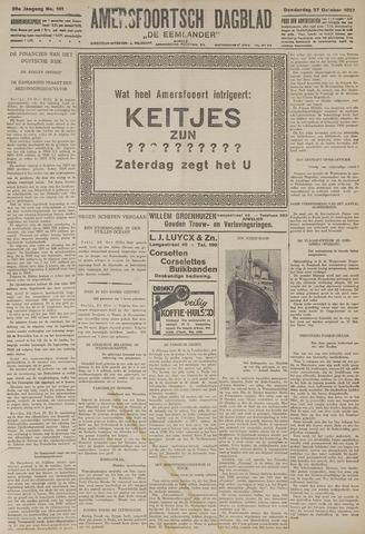 Amersfoortsch Dagblad / De Eemlander 1927-10-27