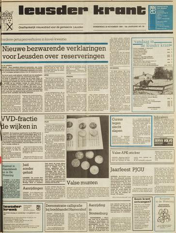 Leusder Krant 1986-11-20
