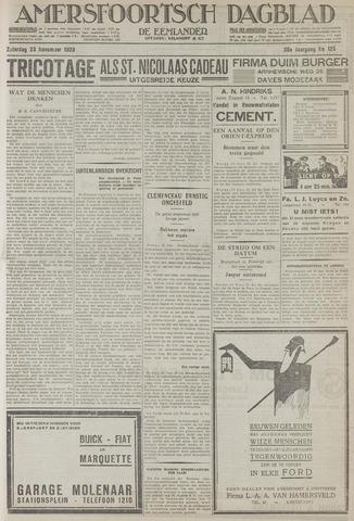 Amersfoortsch Dagblad / De Eemlander 1929-11-23