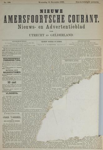 Nieuwe Amersfoortsche Courant 1892-12-14