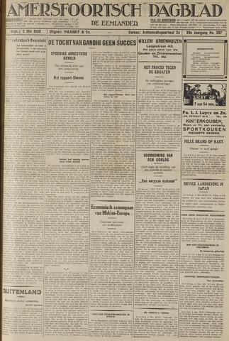 Amersfoortsch Dagblad / De Eemlander 1930-05-02