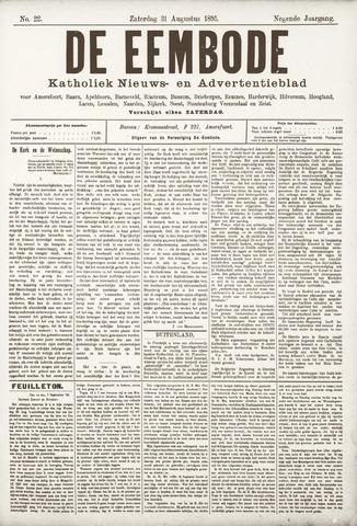 De Eembode 1895-08-31