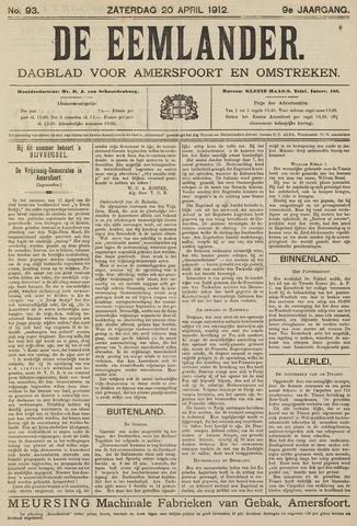 De Eemlander 1912-04-20