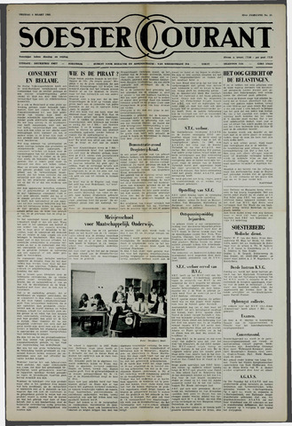 Soester Courant 1964-03-06