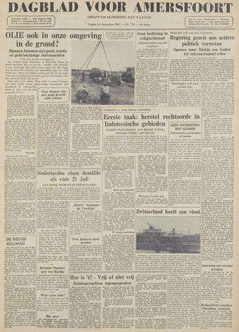 Dagblad voor Amersfoort 1947-09-26