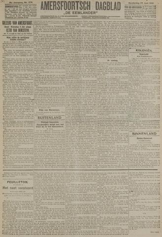 Amersfoortsch Dagblad / De Eemlander 1918-06-20