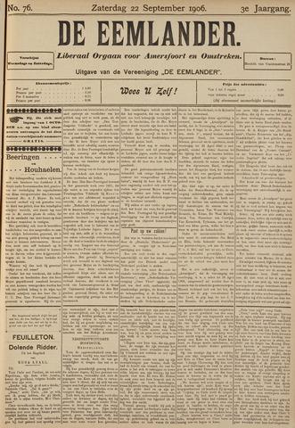 De Eemlander 1906-09-22