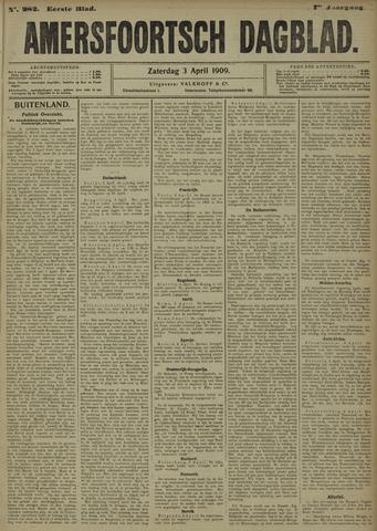 Amersfoortsch Dagblad 1909-04-03