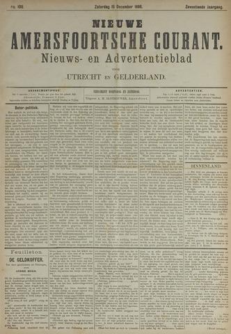 Nieuwe Amersfoortsche Courant 1888-12-15