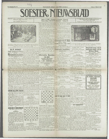 Soester Courant 1927-03-11