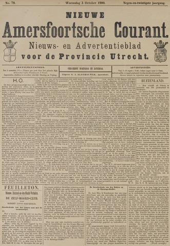 Nieuwe Amersfoortsche Courant 1900-10-03
