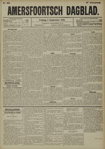 Amersfoortsch Dagblad 1910-09-02