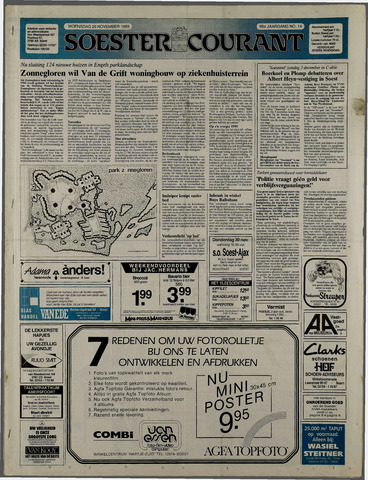 Soester Courant 1989-11-29