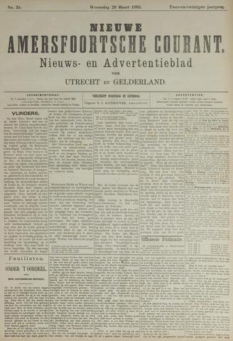 Nieuwe Amersfoortsche Courant 1893-03-29