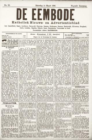 De Eembode 1896-03-14
