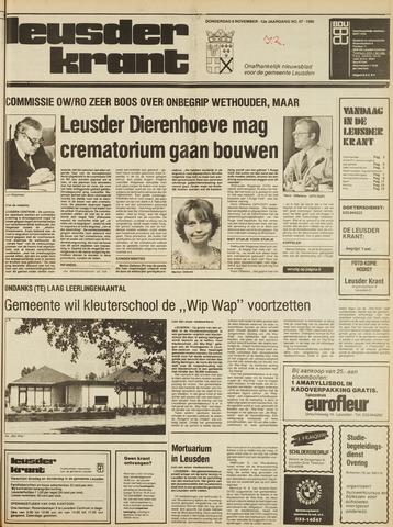 Leusder Krant 1980-11-06