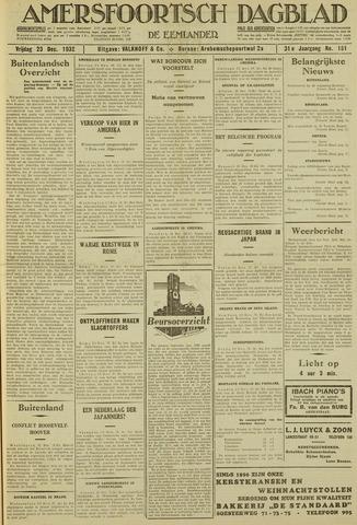 Amersfoortsch Dagblad / De Eemlander 1932-12-23
