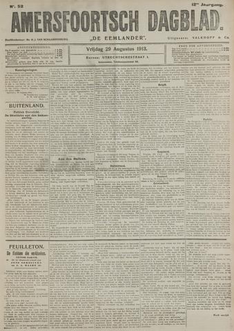 Amersfoortsch Dagblad / De Eemlander 1913-08-29