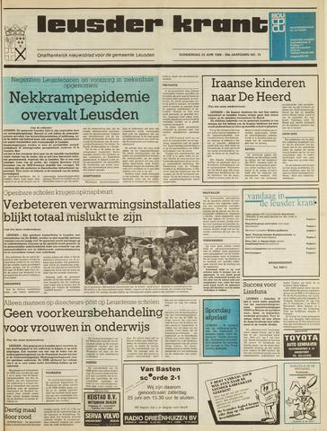 Leusder Krant 1988-06-23