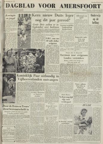 Dagblad voor Amersfoort 1951-07-28