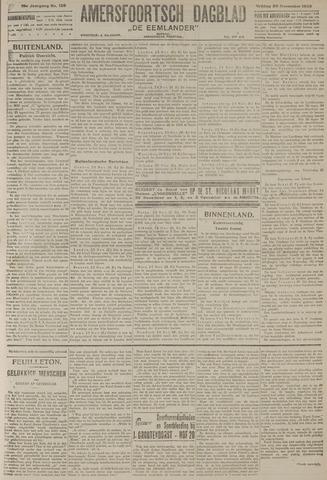 Amersfoortsch Dagblad / De Eemlander 1920-11-26