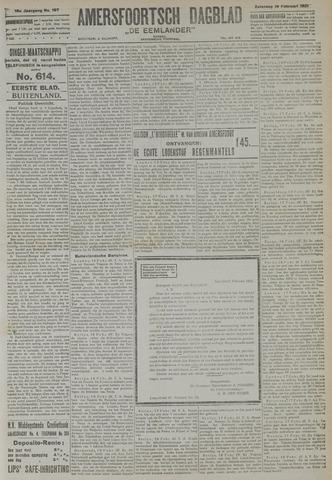 Amersfoortsch Dagblad / De Eemlander 1921-02-19