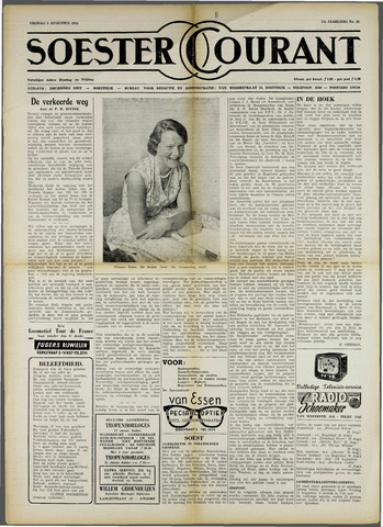 Soester Courant 1955-08-05